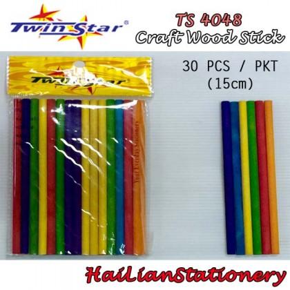 Twin Star Handicraft Wood Stick