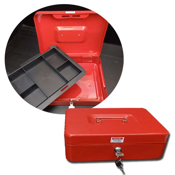 8403 BRIGHT OFFICE CASH BOX